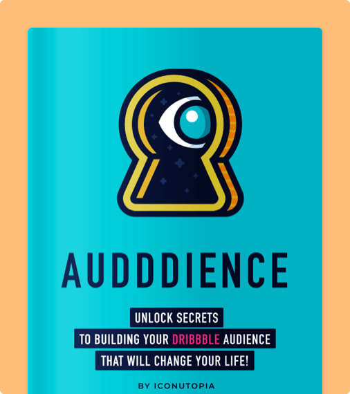 Audddience - Build your Dribbble audience